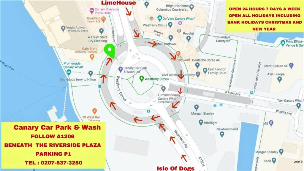 Canary-Car-Park-Wash-LTD-Follow-A1206-it-is-directly-under-ground-of-the-Riverside-Plaza-02075373250